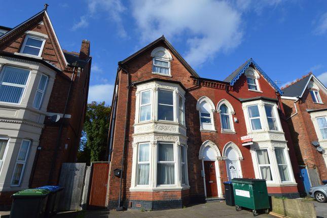 Flat to rent in Gillott Road, Edgbaston, Birmingham