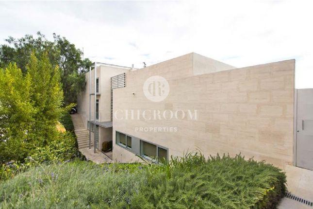 Thumbnail Detached house for sale in Tibidabo, Barcelona (City), Barcelona, Catalonia, Spain