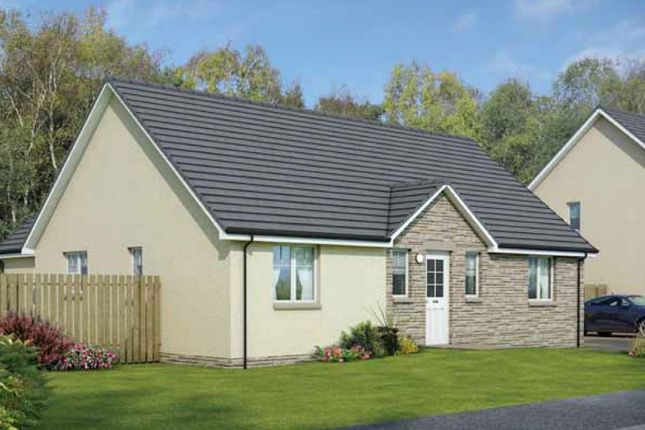 Thumbnail Bungalow for sale in Plot 10 Cruachan, The Views, Saline, By Dunfermline