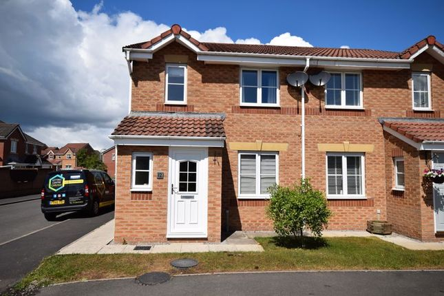 Thumbnail Semi-detached house to rent in Watermans Walk, Carlisle