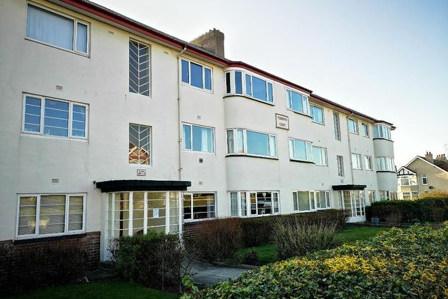 Thumbnail Flat to rent in Abbey Road, Rhos On Sea