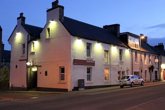 Thumbnail Hotel/guest house for sale in The Holborn Hotel, Thurso, Caithness