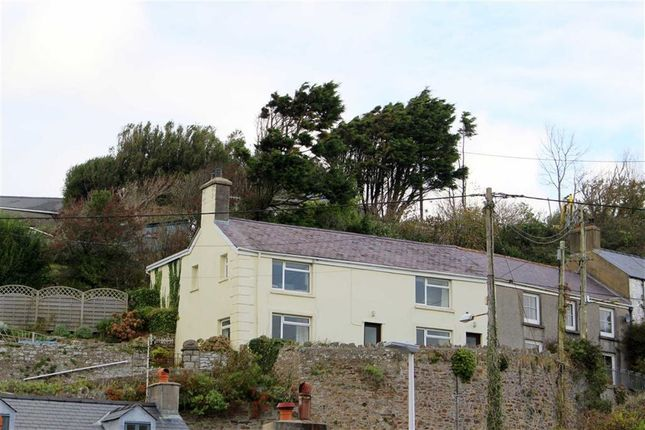 Thumbnail Semi-detached house for sale in Settlands Hill, Little Haven, Haverfordwest