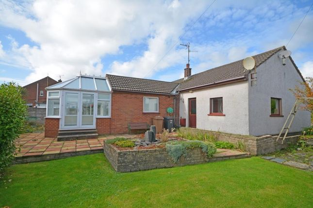 Thumbnail Semi-detached bungalow for sale in Moor Road, Millom