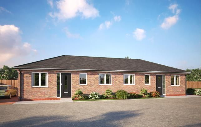 Thumbnail Bungalow for sale in Olivia Court, Semilong Road, Northampton, Northamptonshire