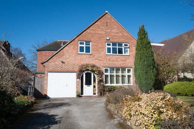 Thumbnail Detached house for sale in Bedford Road, Sutton Coldfield