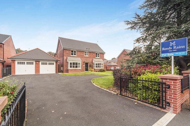 Thumbnail Detached house for sale in Roby Road, Huyton, Liverpool