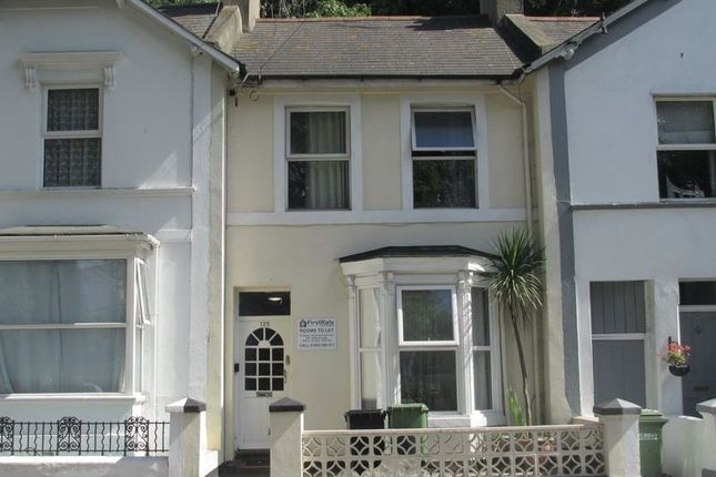 Thumbnail Property for sale in Lymington Road, Torquay