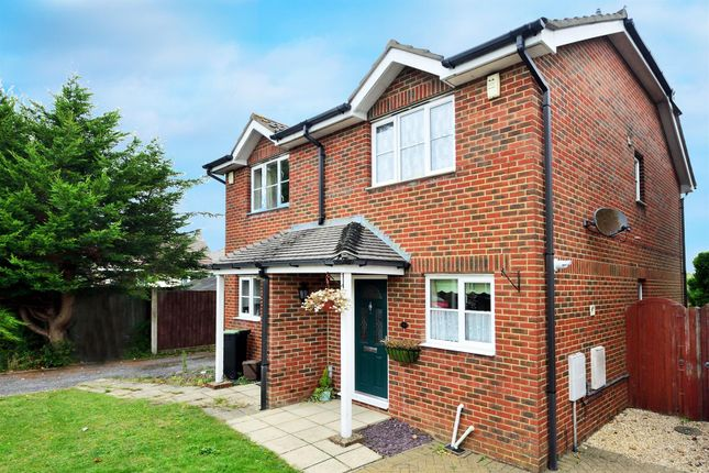 Thumbnail Semi-detached house for sale in Canford Road, Bournemouth