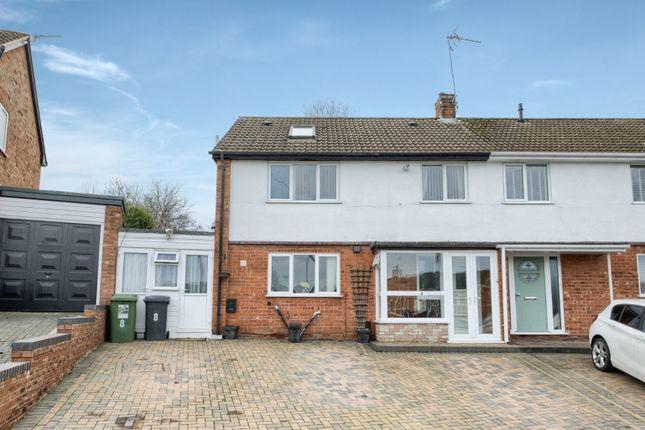 4 bed semi-detached house for sale in Coleridge Close, Redditch B97