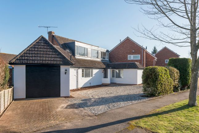Thumbnail Detached house for sale in Manor Green, Stratford Upon Avon