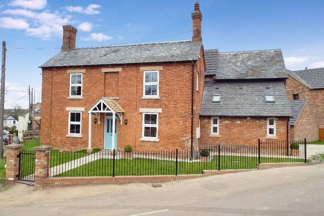 Thumbnail Detached house for sale in Pegs Lane, Denford, Northamptonshire