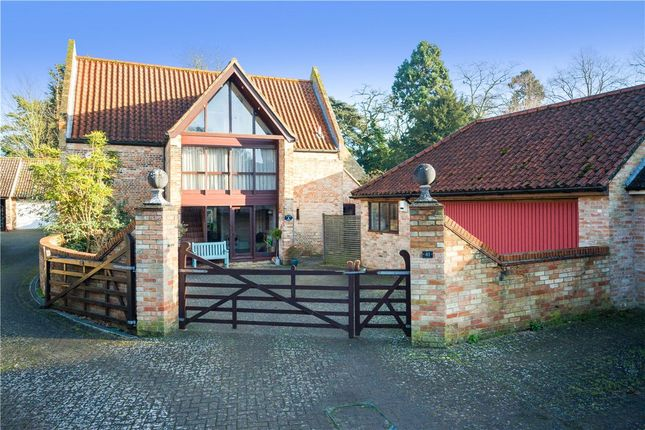 Thumbnail Barn conversion for sale in High Street, Stretham, Ely, Cambs