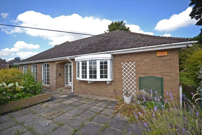 Thumbnail Detached bungalow for sale in The Green, Ossett