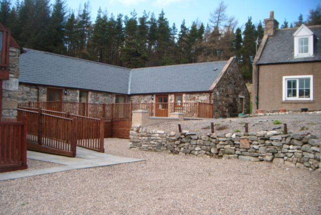 Thumbnail Cottage to rent in Locherbain Farm By Carron, Aberlour