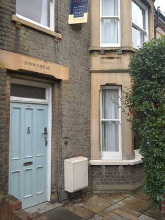 Thumbnail Terraced house to rent in Mill Road, Cambridge