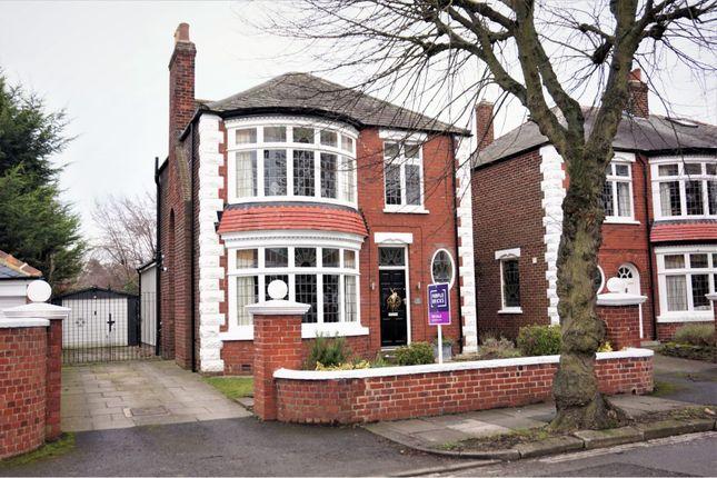 Thumbnail Detached House For Sale In Cambridge Avenue Linthorpe Middlesbrough