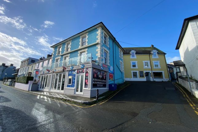 Thumbnail Flat for sale in South John Street, New Quay
