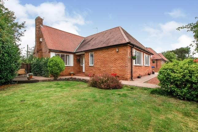 Thumbnail Bungalow for sale in North Road, Ponteland, Northumberland, Tyne And Wear