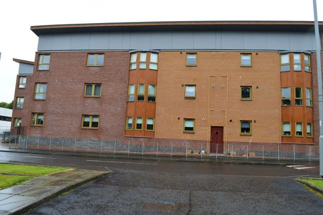 Thumbnail Flat for sale in Bell Street, Wishaw