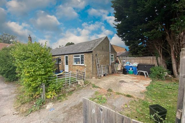 2 bed detached bungalow for sale in Ramsey Road, Ramsey Forty Foot, Cambridgeshire. PE26