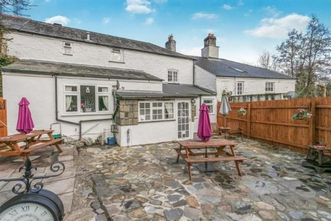 2 bed terraced house for sale in Callington, Cornwall, Lucket