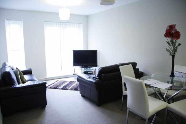 Thumbnail Flat to rent in Delaney Building, Lowry Wharf, Derwent Street