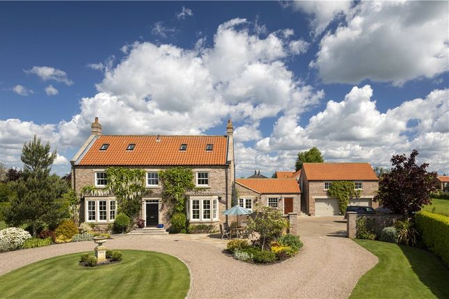 Thumbnail Detached house for sale in Prospect House, Lower Dunsforth, York, North Yorkshire
