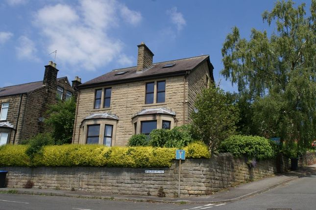 Thumbnail Detached house to rent in Woolley Road, Matlock, Derbyshire DE4 3Hu