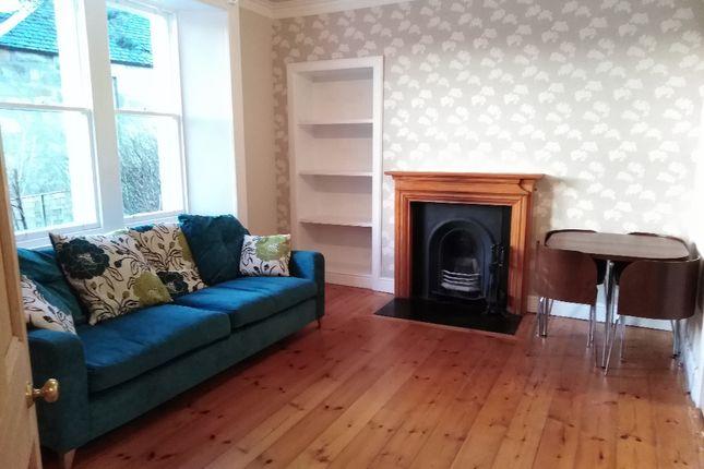 Thumbnail Flat to rent in West Street, Penicuik, Midlothian