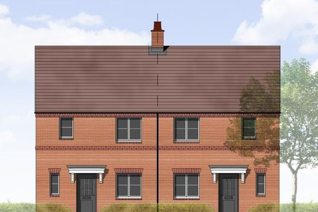 3 bed semi-detached house for sale in Greenhill Lane, Hallow, Worcester WR2