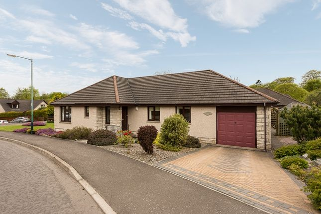 Thumbnail Bungalow for sale in Court Hillock Gardens, Kirriemuir, Angus