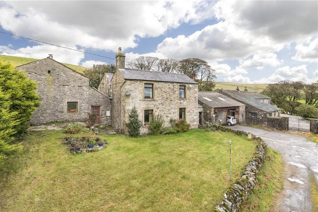 Thumbnail Property for sale in Capon Hall Cottage, Malham Moor, Settle