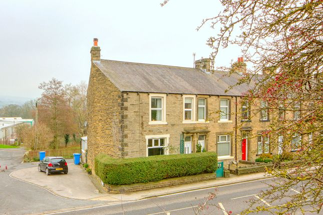 Thumbnail End terrace house for sale in Keighley Road, Skipton