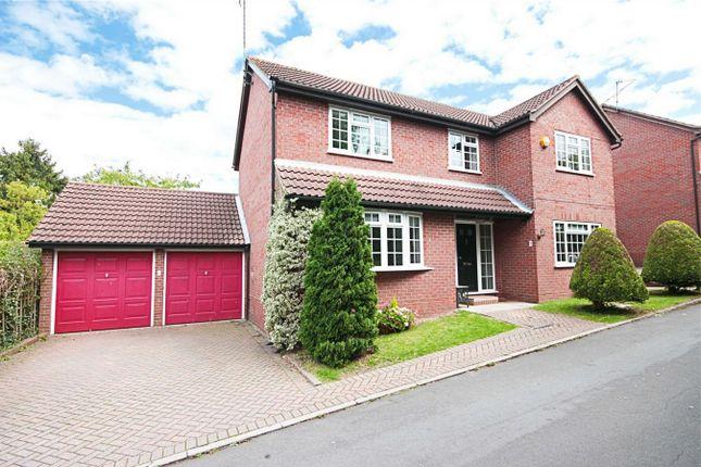 Thumbnail Detached house for sale in Ashby Rise, Bishop's Stortford, Hertfordshire