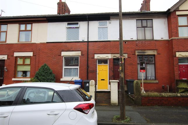3 bed terraced house to rent in Edwards Street, Walton Le Dale, Preston