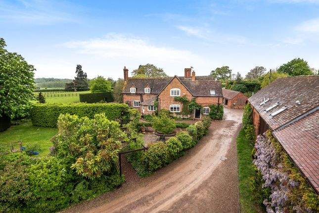 Thumbnail Semi-detached house for sale in Queenhill, Upton-Upon-Severn, Worcester