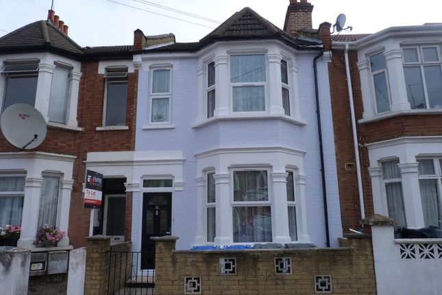 Thumbnail Terraced house to rent in Beaconsfield Road, London