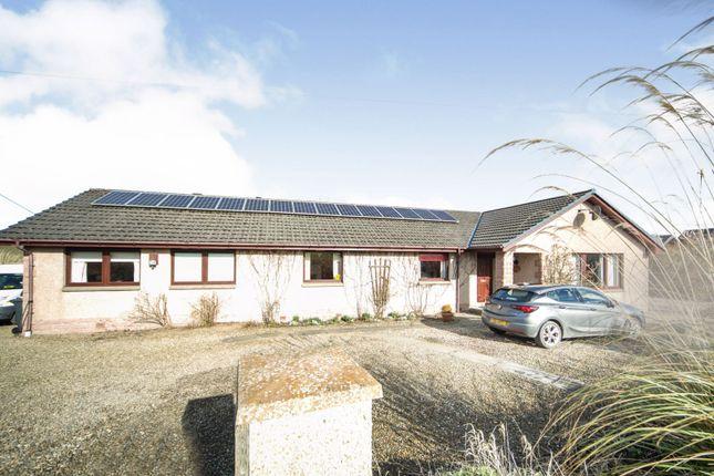 Thumbnail Detached bungalow for sale in Cornhill, Banff