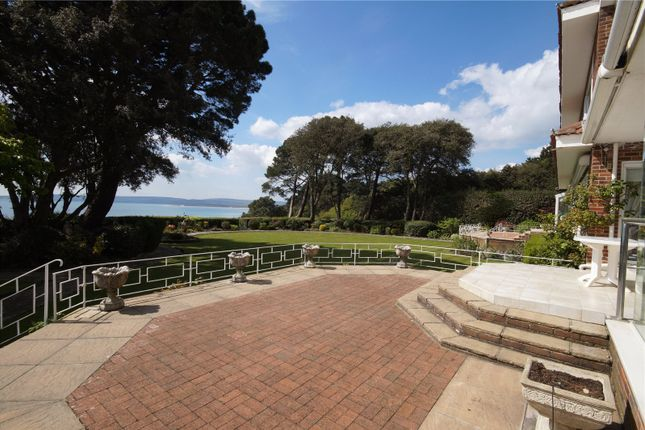 Thumbnail Flat for sale in Flaghead, 22 Cliff Drive, Canford Cliffs, Poole