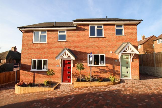 Thumbnail Semi-detached house for sale in Willfield Lane, Brown Edge, Stoke-On-Trent