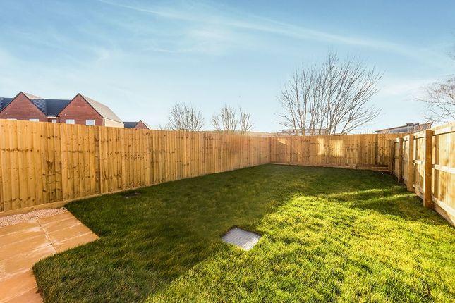 Garden of Davy Close, Ollerton, Newark, Nottinghamshire NG22