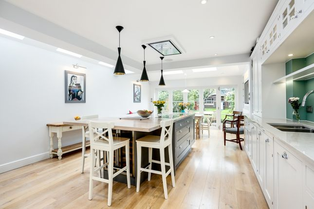 Thumbnail Semi-detached house to rent in South Park Road, London