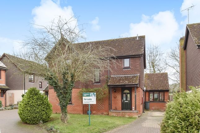 Thumbnail Detached house for sale in Oldfield View, Hartley Wintney, Hook