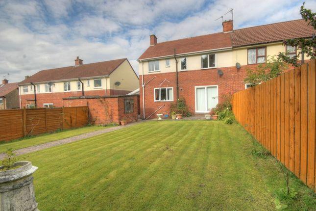 3 Bed Semi Detached House For Sale In Esh Hillside Langley Park Durham
