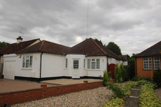 Thumbnail Bungalow to rent in Downs Avenue, Pinner