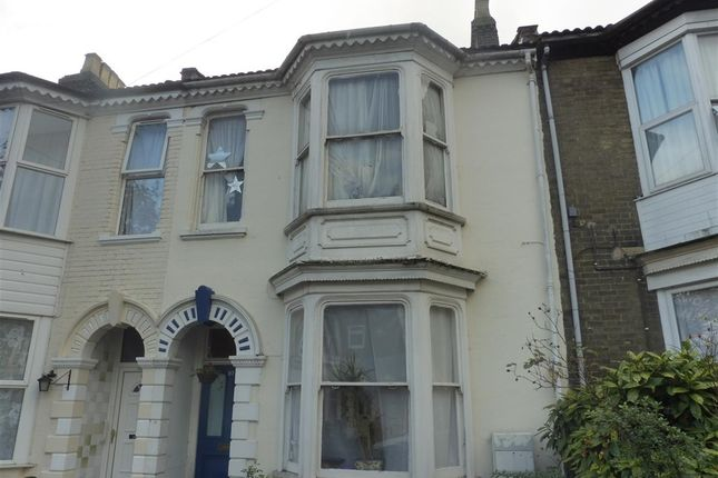 Thumbnail Terraced house for sale in Cranbury Avenue, Southampton