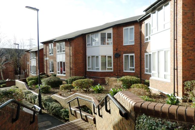 Thumbnail Flat to rent in Grasmere Court, Newburn, Newcastle Upon Tyne
