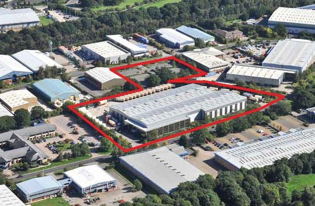 Thumbnail Industrial to let in Radial 27, 11, Barnes Wallis Road, Fareham