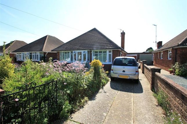 Thumbnail Detached bungalow for sale in Lindum Road, Worthing, West Sussex
